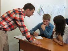 Работа со школами: ФИЯ + Каргасок