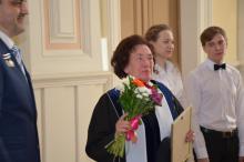 Поздравляем! Светлана Константиновна Гураль стала заслуженным деканом ТГУ!