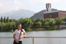 Терешкова Н.С. Шандуньский университет технологий и науки (Китай)