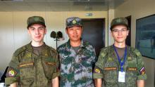 «Боевое» крещение военных переводчиков ТГУ